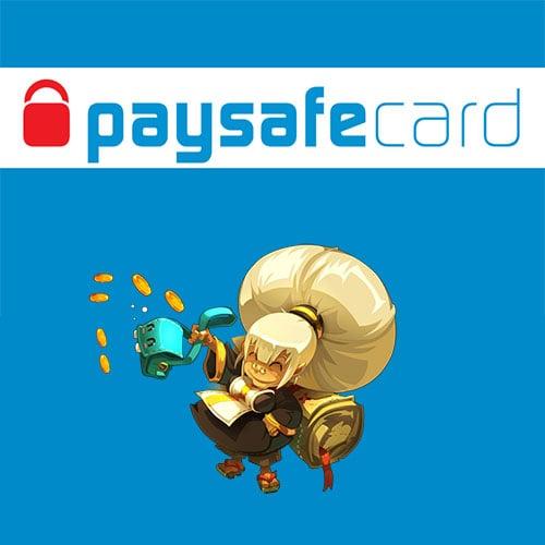 Buy kamas pay by Pasafecard
